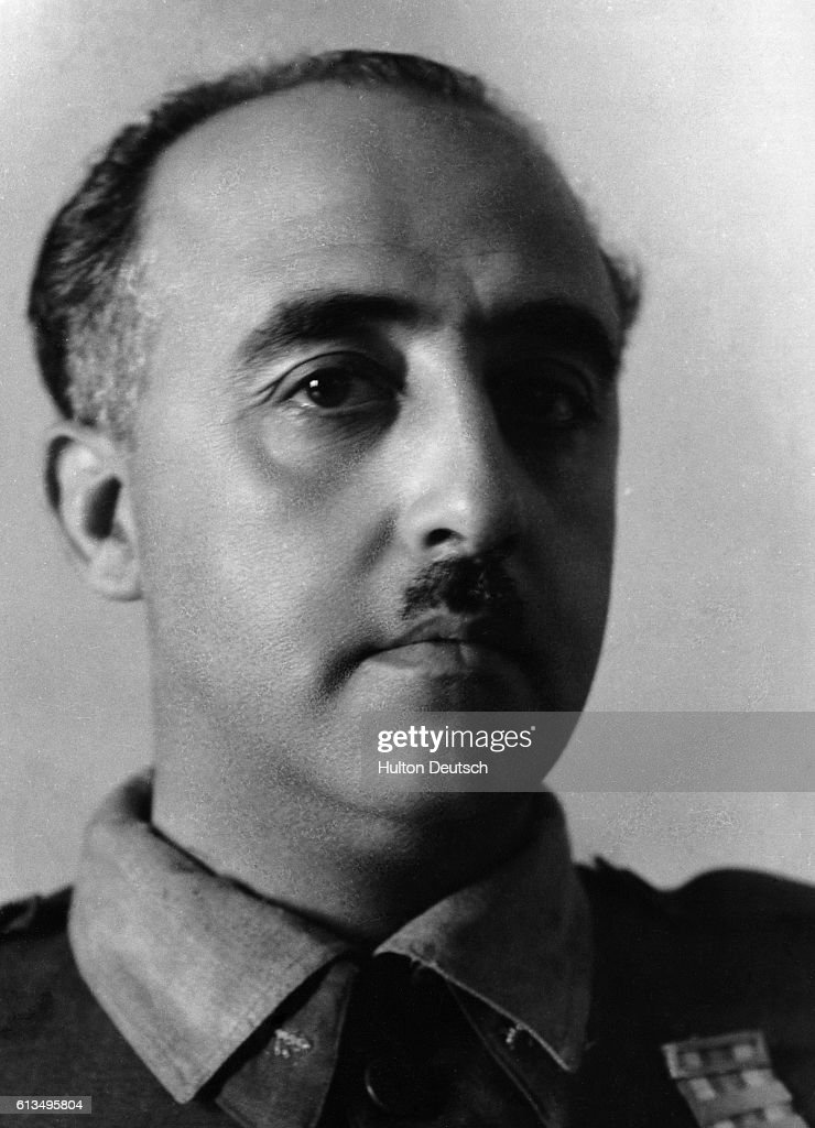 Francisco Franco : News Photo