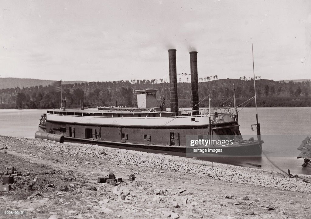 General Grant At Kingston Gap Tennessee River 1861 65 Formerly News Photo Getty Images