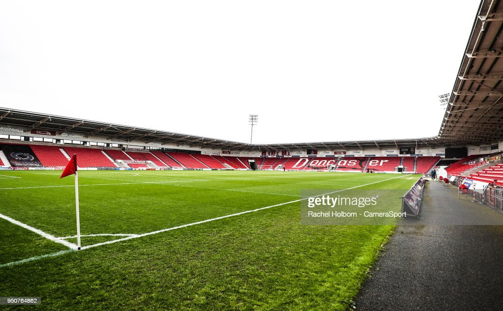 Doncaster Rovers v Blackburn Rovers - Sky Bet League One