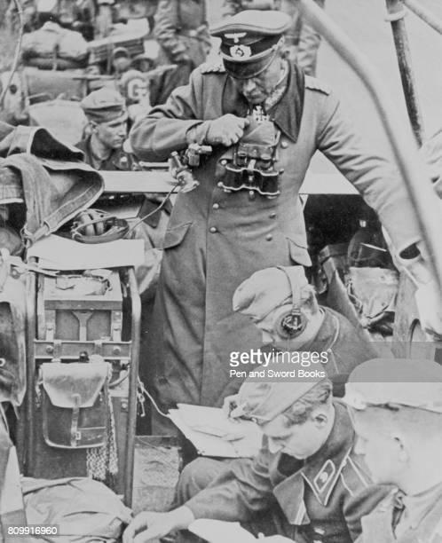 General Heinz Guderian France 1940