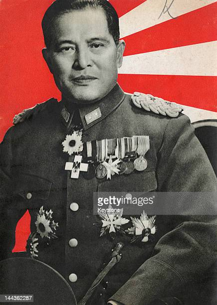 General Hiroshi Oshima , the Japanese ambassador to Nazi Germany from 1938 to 1945, circa 1940.