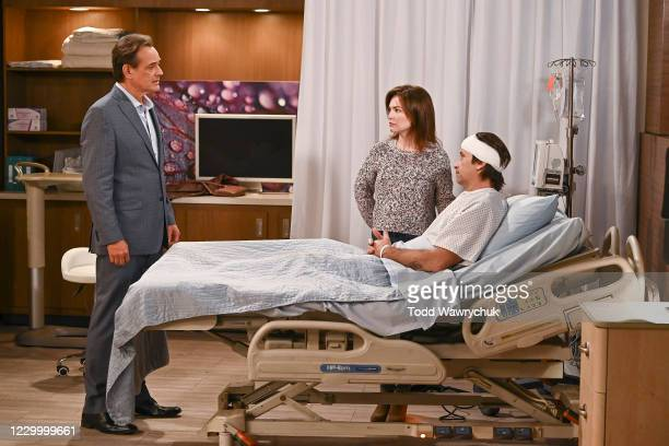 """General Hospital"""" airs Monday-Friday, on ABC . JON ROBERT LINDSTROM, REBECCA HERBST, ROGER HOWARTH"""