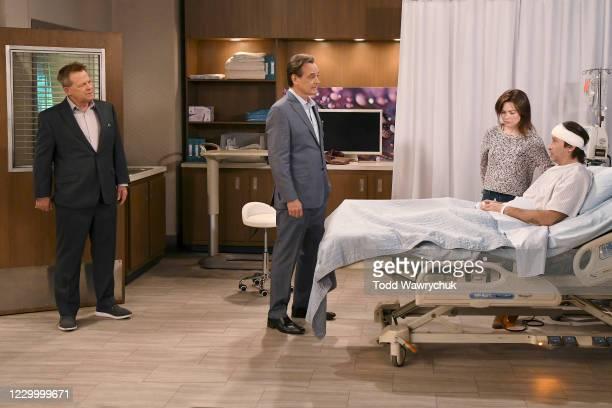 "General Hospital"" airs Monday-Friday, on ABC . KIN SHRINER, JON ROBERT LINDSTROM, REBECCA HERBST, ROGER HOWARTH"