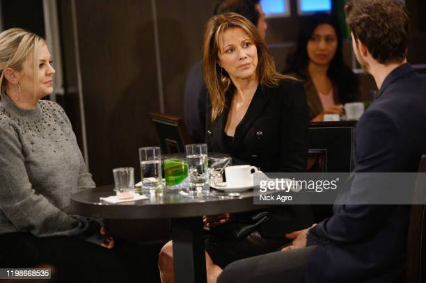 """General Hospital"""" airs Monday-Friday, on ABC . KIRSTEN STORMS, NANCY LEE GRAHN"""