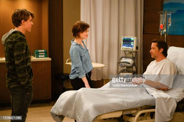 """General Hospital"""" airs Monday-Friday, on ABC . REBECCA HERBST, ROGER HOWARTH"""