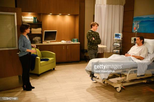 """General Hospital"""" airs Monday-Friday, on ABC . REBECCA HERBST, WILLIAM LIPTON, ROGER HOWARTH"""