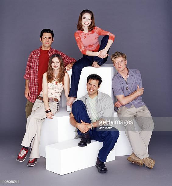 General Hospital APRIL 12 2000 Michael Saucedo Rebecca Herbst Jacob Young Coltin Scott Amber Tamblyn
