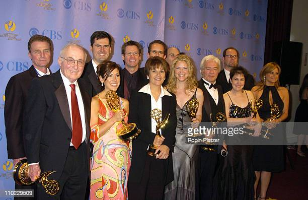 General Hospital Directors during 32nd Annual Daytime Emmy Awards Media Press Room at Radio City Music Hall in New York New York United States