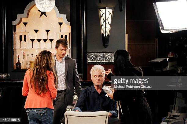 General Hospital mainstay Anthony Geary is photographed for Los Angeles Times on June 19 2015 in Los Angeles California PUBLISHED IMAGE CREDIT MUST...