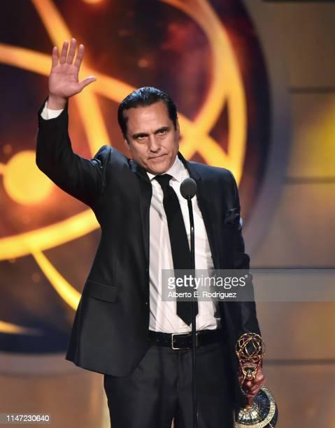 General Hospital' onstage at the 46th annual Daytime Emmy Awards at Pasadena Civic Center on May 05 2019 in Pasadena California
