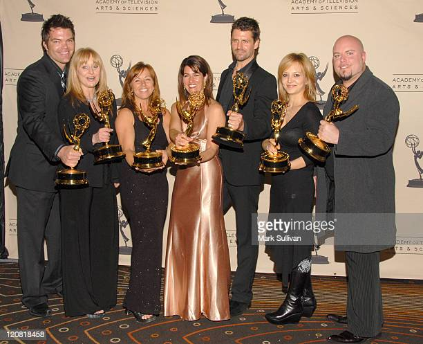 General Hospital, winner for Outstanding Achievement in Hairstyling for a Drama Series