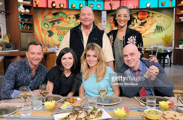 THE CHEW 'General Hospital's' Finola Hughes is the guest today Wednesday April 1 2015 on ABC's 'The Chew' 'The Chew' airs MONDAY FRIDAY on the ABC...