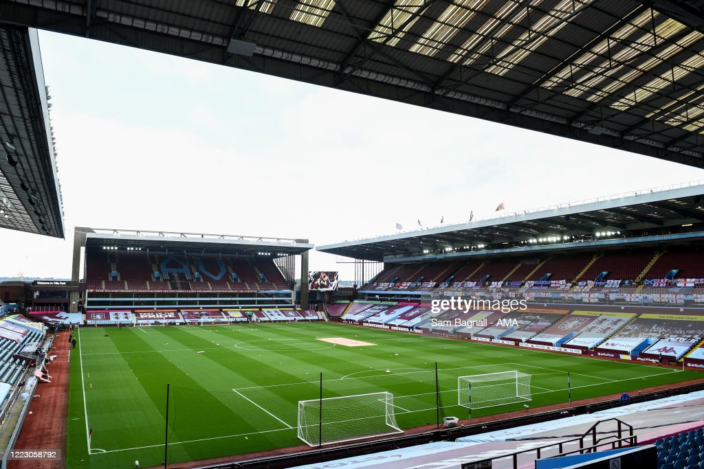 Aston Villa v Wolverhampton Wanderers - Premier League : News Photo