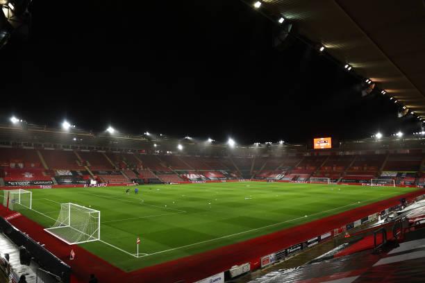 GBR: Southampton v Shrewsbury Town - FA Cup Third Round