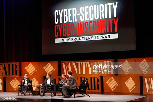 General Keith Alexander FireEye COO Kevin Mandia Lookout Founder and Executive Chairman John Hering and The New York Times Columnist and Moderator...