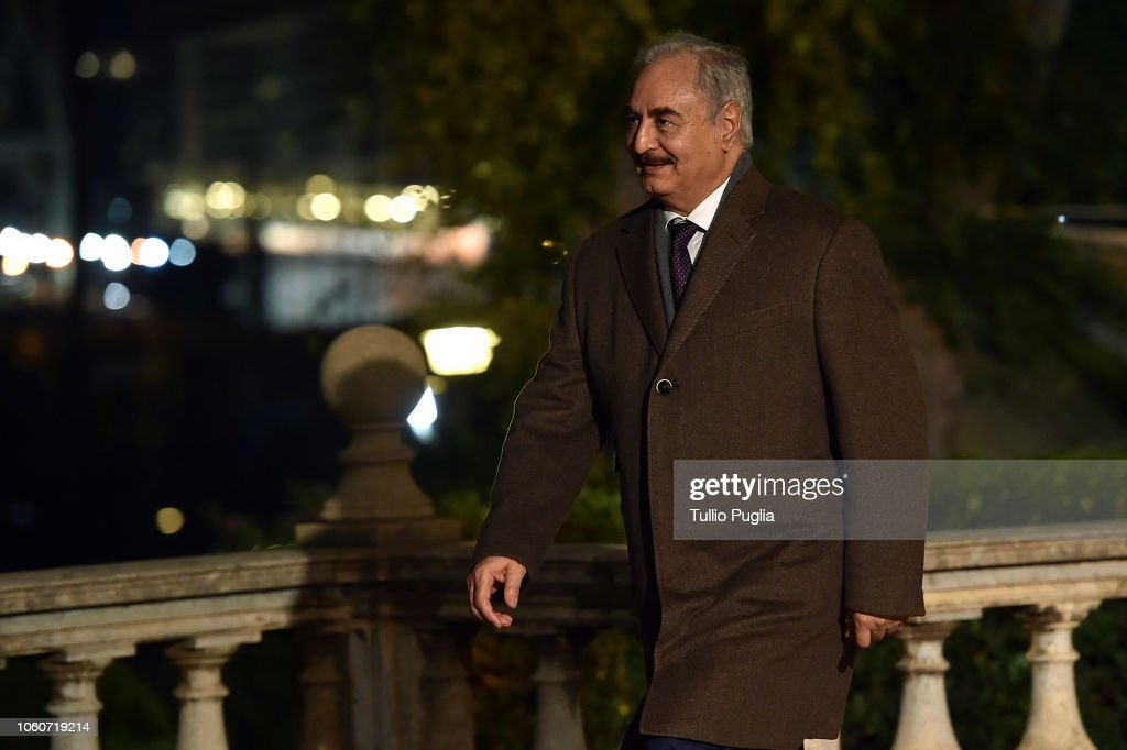 The Conference For Libya In Palermo, Italy : News Photo