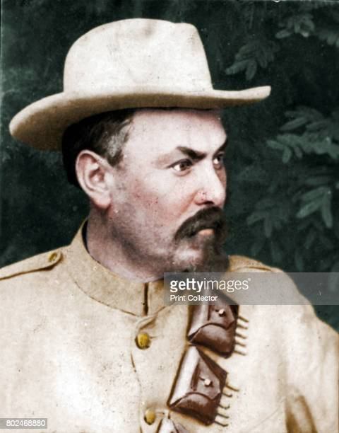 General Louis Botha', , Afrikaner soldier and statesman, 1894-1907. Botha was Commander-in-chief of the Boer forces from 1900 during the 2nd Boer War...