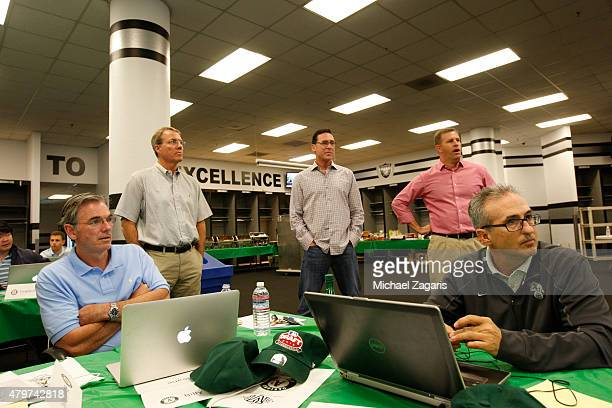 General Manager Billy Beane President Michael Crowley Manager Bob Melvin Assistant General Manager David Forst and Special Assistant to General...