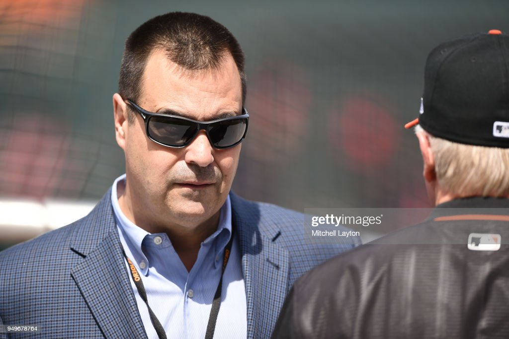 Cleveland Indians v Baltimore Orioles : News Photo