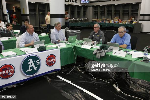 General Manager David Forst Executive Vice President of Baseball Operations Billy Beane Assistant General Manager Pro Scouting Player Personnel Dan...