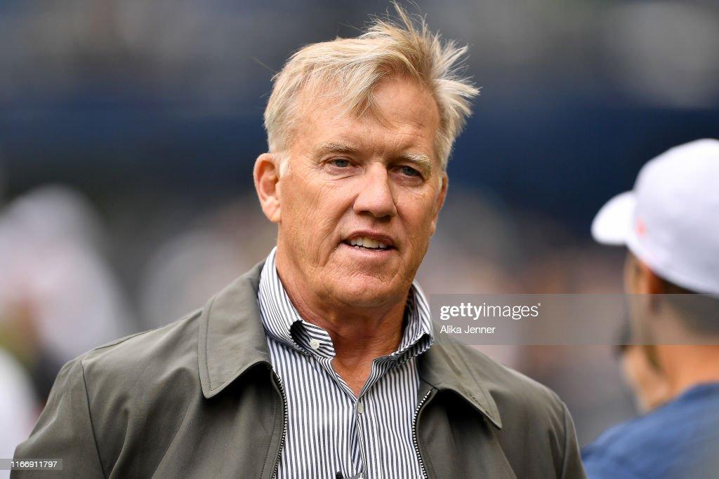 Denver Broncos v Seattle Seahawks : News Photo