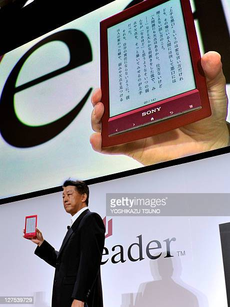 Fujio noguchi stock photos and pictures getty images general manager of japanese electronics giant sony fujio noguchi displays the new electronic ebook reader the fandeluxe PDF