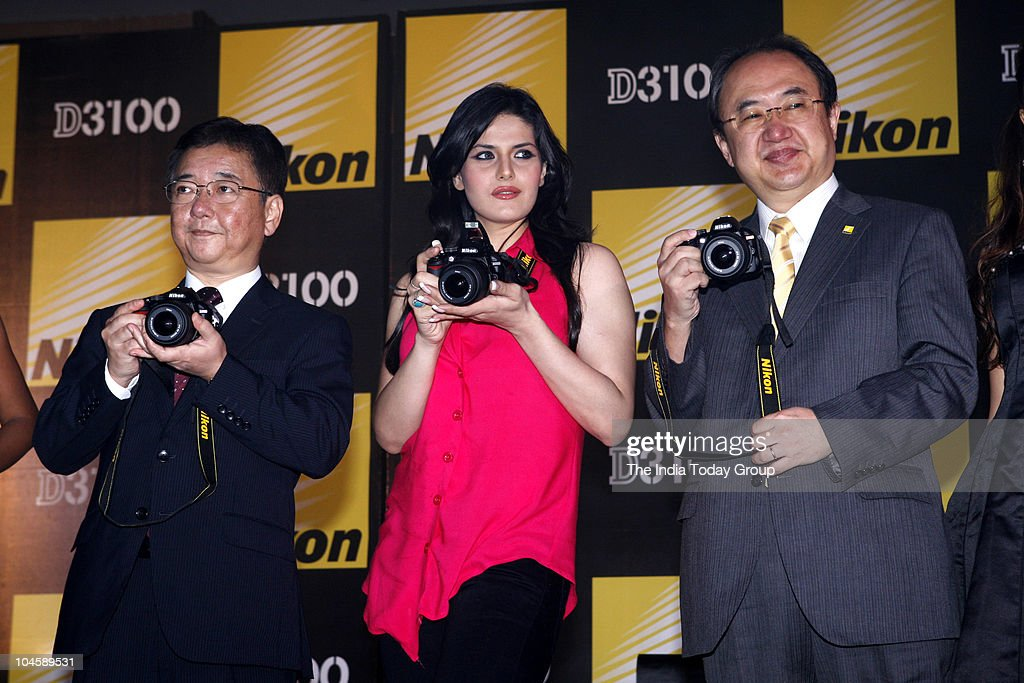 General manager of the Marketing Department of Nikon Imaging