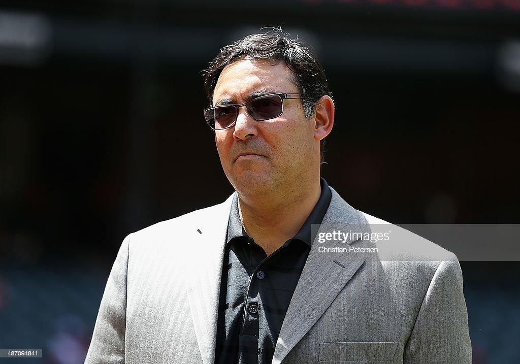 Philadelphia Phillies v Arizona Diamondbacks : News Photo