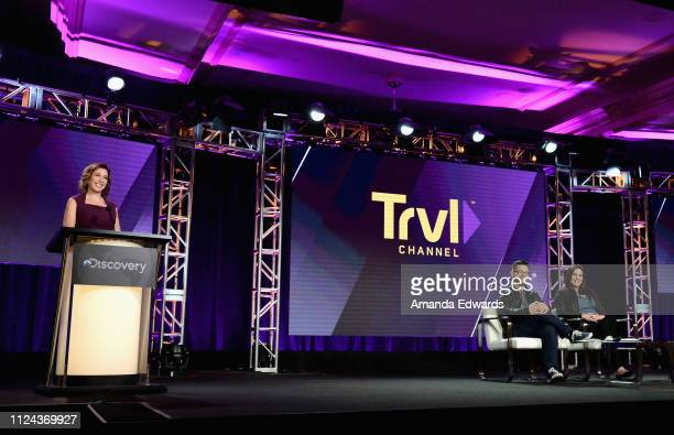 General Manager Travel Channel Executive Vice President of Development Investigation Discovery Jane Latman Host Paranormal Investigator and Executive...