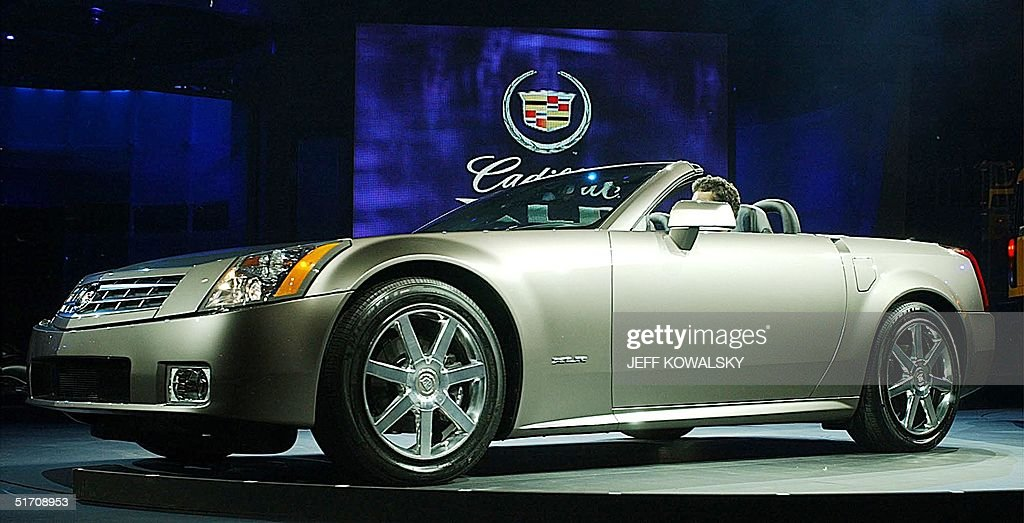 General Motor Corp. Cadillac division shows off th Pictures | Getty