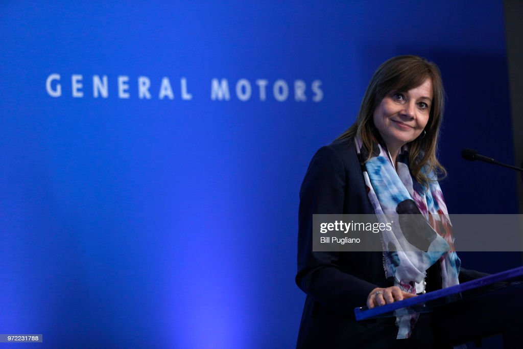 GM CEO Mary Barra Addresses 2018 GM Annual Meeting of Shareholders