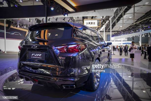 Chevrolet Fnr Pictures And Photos Getty Images