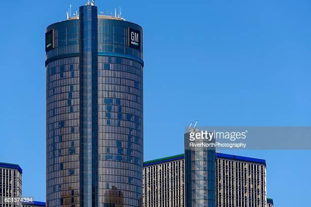 General Motors Headquarters, Detroit Renaissance Center,