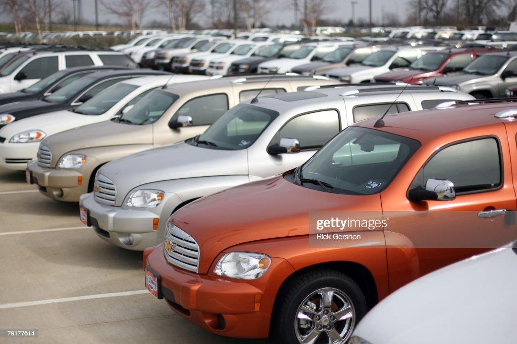 General Motors Owned Chevrolet Cars Are Sold At The El Dorado Chevrolet  Dealership January 23 2008