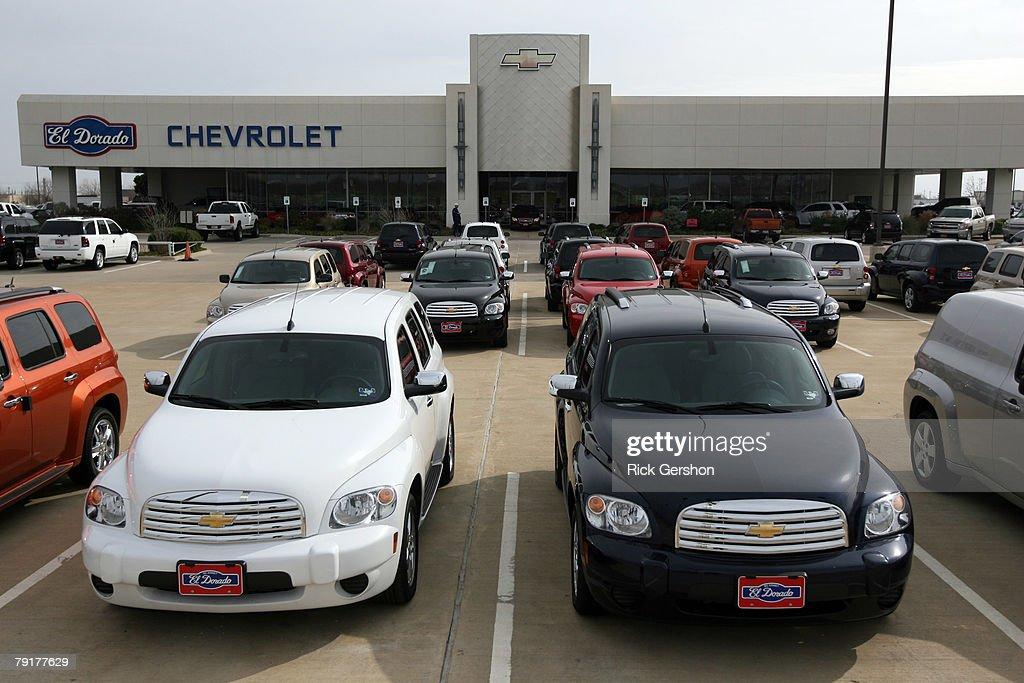 General Motors Owned Chevrolet Cars Are Sold At The El Dorado Chevrolet  Dealership January 23,