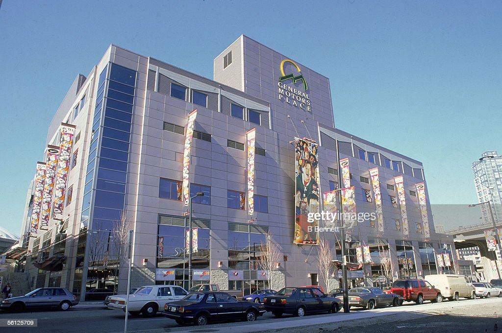 General Motors Place : News Photo