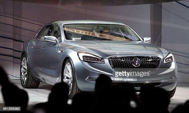 Buick Avenir Concept Stock Photos And Pictures Getty Images