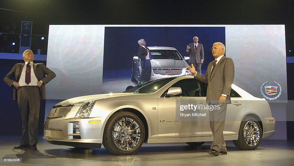 General Motors Vice Chairman Of Product Development Bob Lutz Jokes