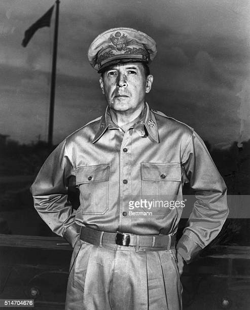 General of Army Douglas MacArthur