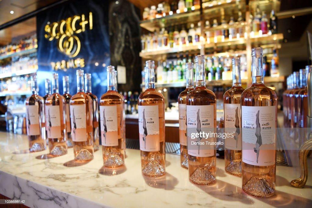 Scotch 80 Prime at Palms Casinos Hosts 'Diving Into Hampton Water' Rose Brunch with Jon Bon Jovi : News Photo