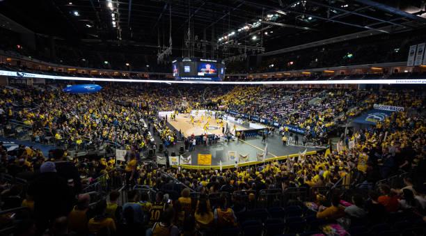 DEU: Alba Berlin v EWE Baskets Oldenburg - BBL-Cup Final