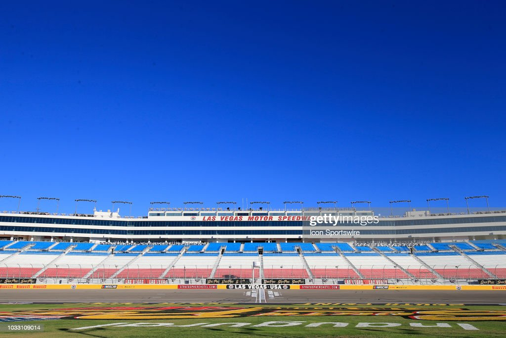 AUTO: SEP 14 Monster Energy NASCAR Cup Series Playoff Race - South Point 400 : News Photo