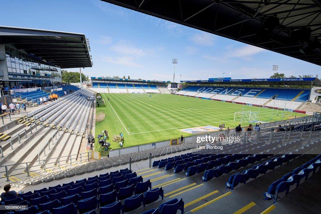 OB Odense vs Sonderjyske - Danish Superliga