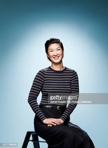 General Partner at Reach Capital, Wayee Chu is photographed for Forbes Magazine on February 28, 2018 in New York City. PUBLISHED IMAGE. CREDIT MUST...