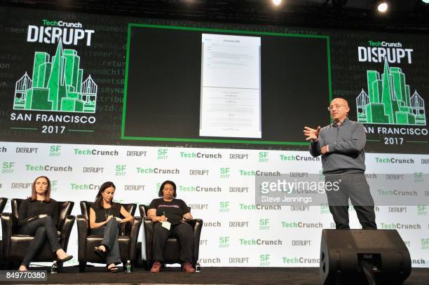 NEA General Partner Jon Sakoda Google Cloud Head of Startup Programs Sam O'Keefe Capital Partner Jenny Lefcourt and Backstage Capital Founder...