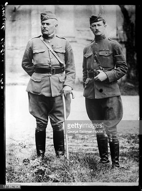 General Robert Alexander / Colonel J.R.Hannay :SIGNAL CORPS, between 1900 and 1919.