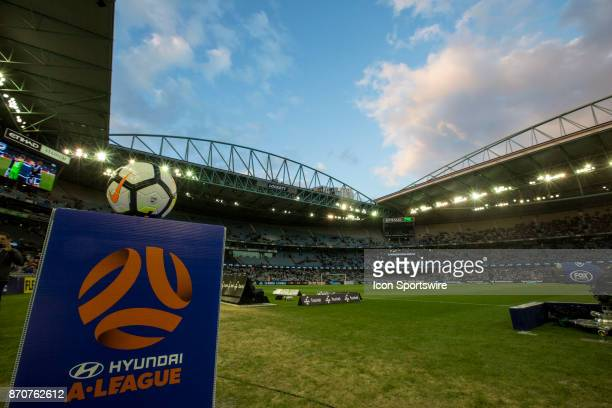 General scene of the stadium during Round 5 of the Hyundai ALeague Series between Melbourne Victory FC and the Western Sydney Wanderers on November 6...