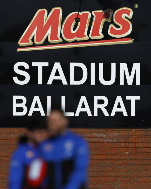 AUS: AFL Rd 20 - Western Bulldogs v Adelaide