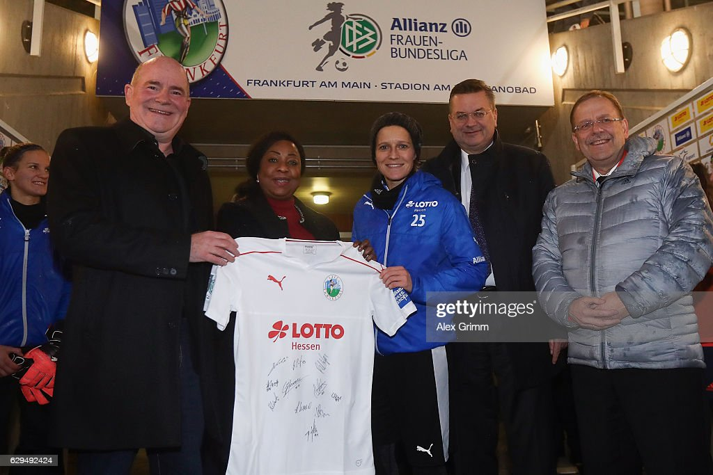 FIFA General Secretary Visits The DFB