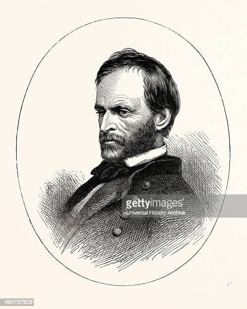 General Sherman He Was An American Soldier Businessman Educator And Author He Served As A General In The Union Army During The American Civil War...